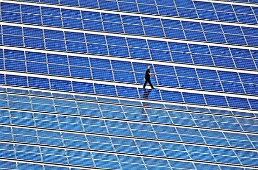 Fast 400 Anlagen ernten  Sonnenenergie