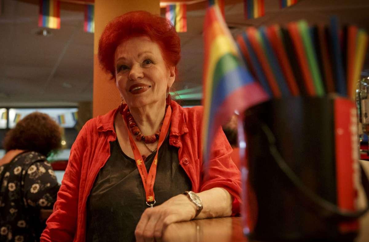 Clublegende  Laura Halding-Hoppenheit, die Frank Nopper im Wahlkampf unterstützt hat, kritisiert den OB nun. Foto: Lichtgut(Rettig