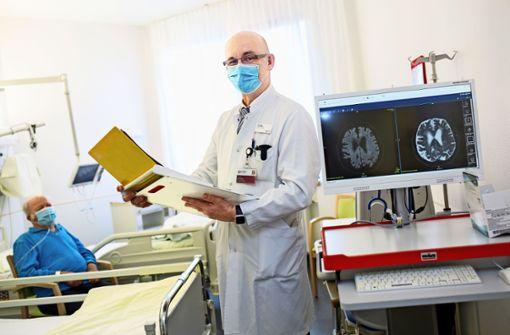 Aus Angst vor Ansteckung bleiben die Patienten aus