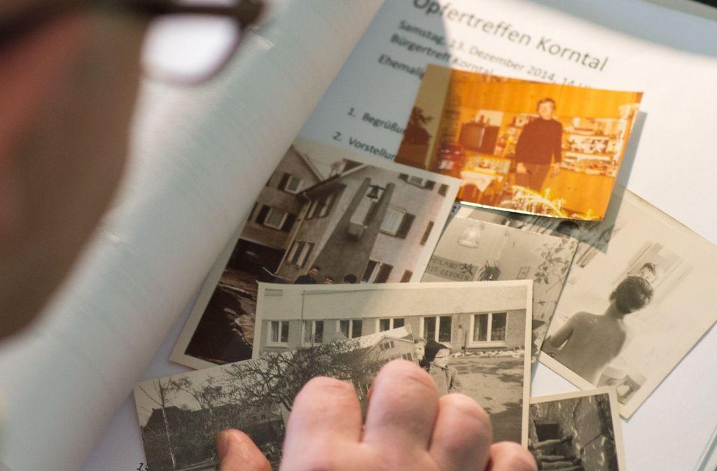 Blick in ein unrühmliches Kapitel der Geschichte der Brüdergemeinde Foto: dpa