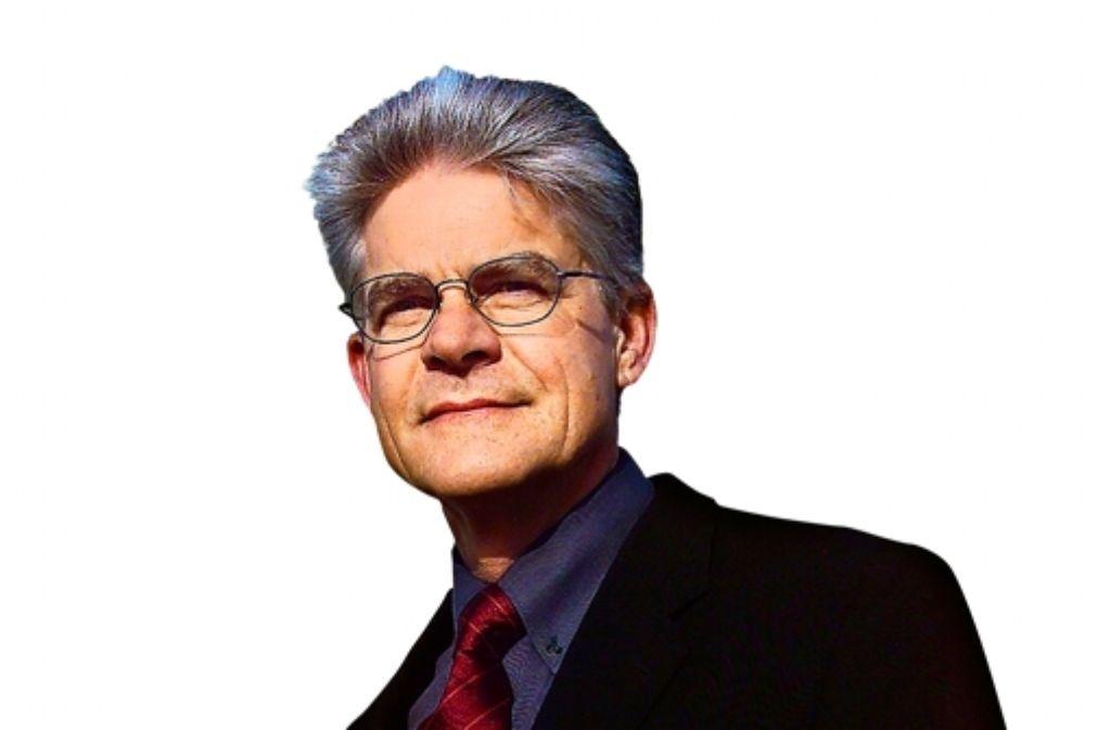 Siegfried Rapp ist Leiter des Instituts für Konfliktmanagement. Foto: StZ