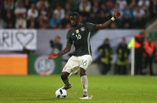 AS Rom zieht die Option für Rüdiger