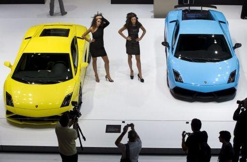 Die Hingucker des Pariser Automobilsalons