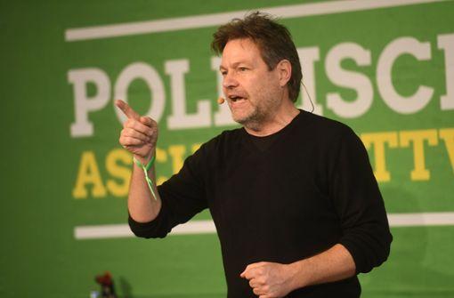 Habeck sieht gefährliche Desorientierung bei CDU und SPD