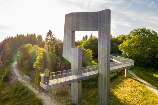 Fantastische Aussichten sind auf dem Saar-Hunsrück-Steig garantiert.