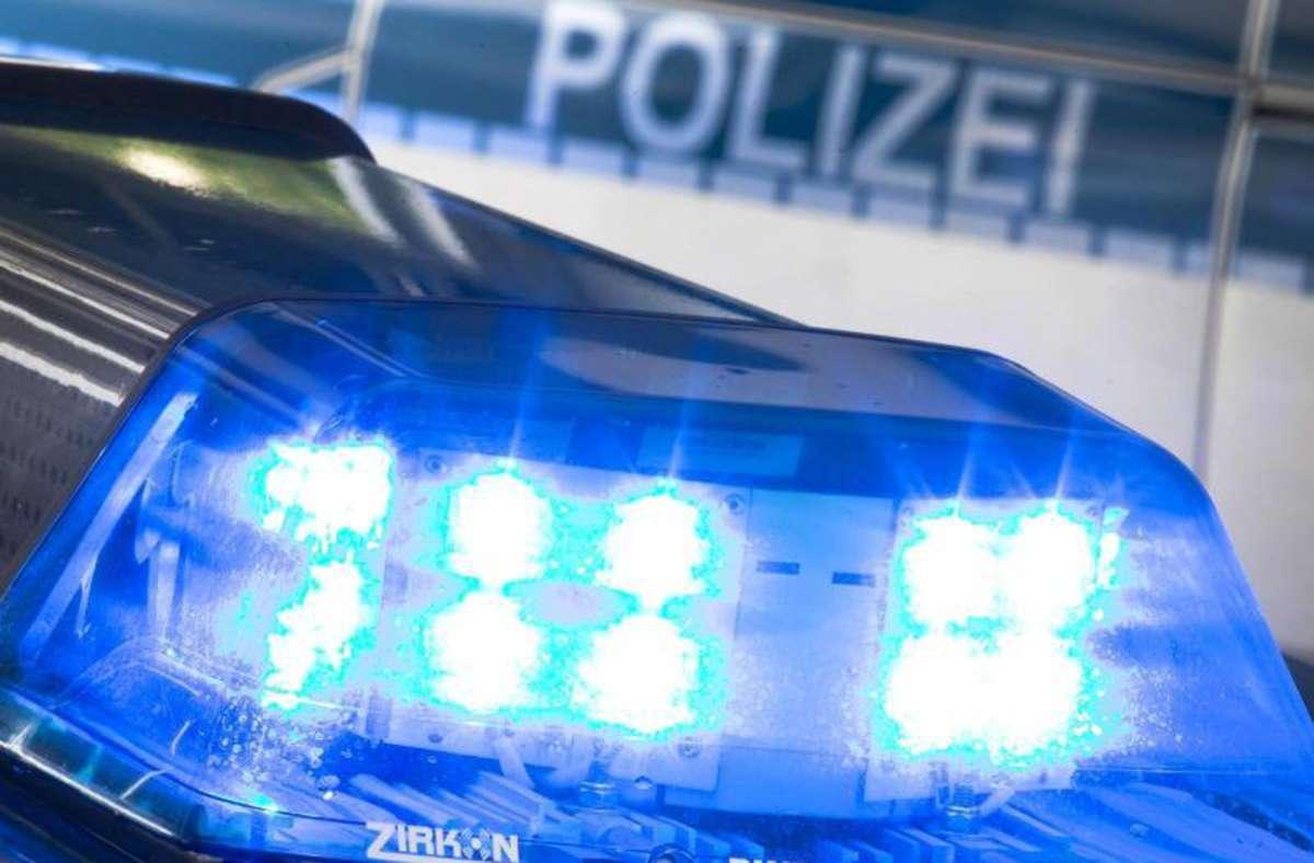 Nächtliche Verfolgungsjagd in Leonberg. Foto: Friso Gentsch/dpa/Symbolbild/Friso Gentsch