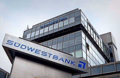 Südwestbankchef geht in schwierigen Zeiten