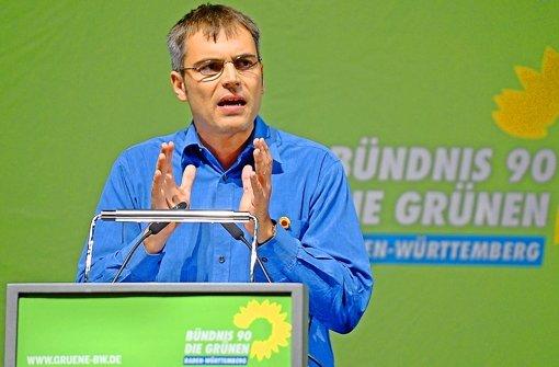 Der Parteilinke Gerhard Schick will die Grünen in die Bundestagswahl führen. Foto: dpa