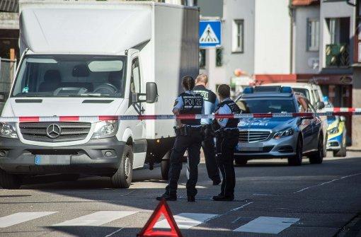Lkw-Fahrer wird tödlich verletzt