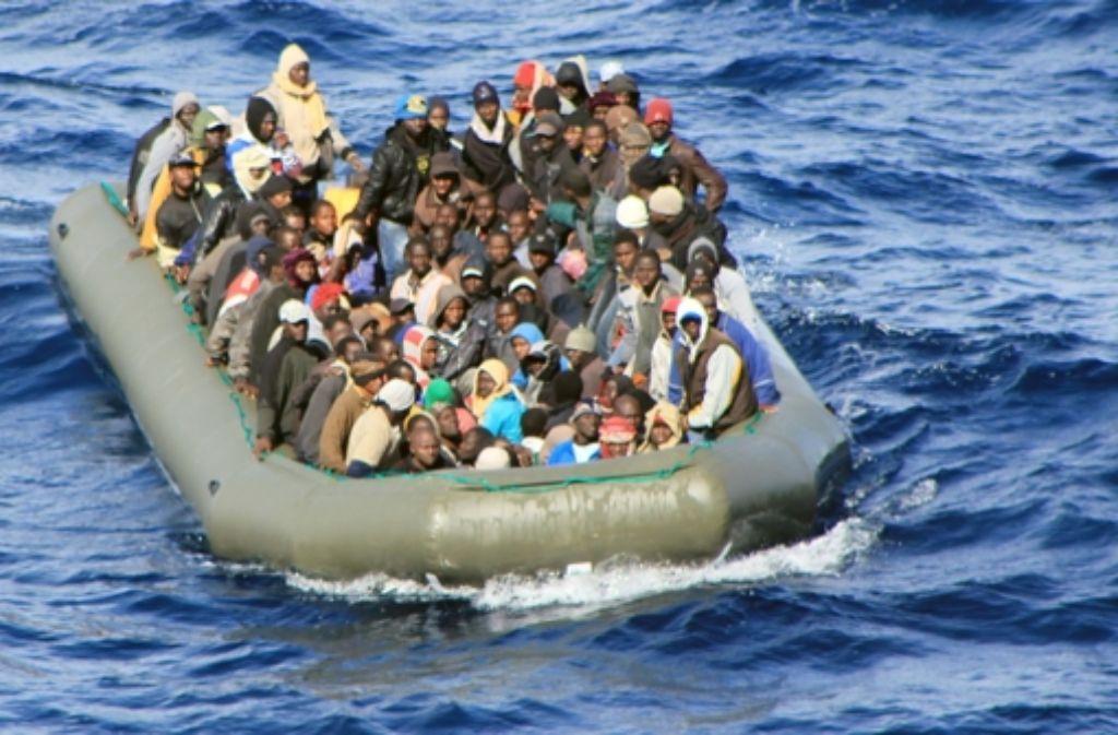 Die Flüchtlingswelle schwillt an. Foto:dpa