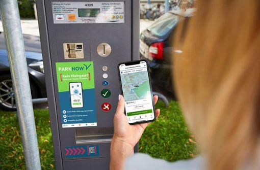 Mit digitalem Parken die Luft verbessern