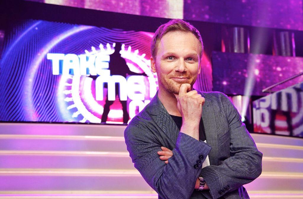 Bei der Kuppel-Show von Ralf Schmitz können bald auch schwule Männer nach der großen Liebe suchen. Foto: /TVNOW/ Stefan Gregorowius