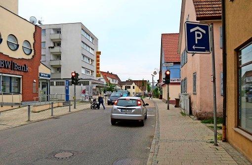 Neue Verkehrsregeln bei der Marktstraße