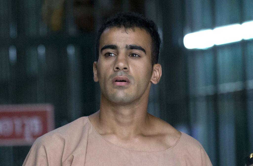 Dem ehemaligen Profi-Fußballer Hakim Al-Araibi drohen zehn Jahre Haft wegen eines mutmaßlichen Angriffs auf ein Polizeirevier. Foto: AP