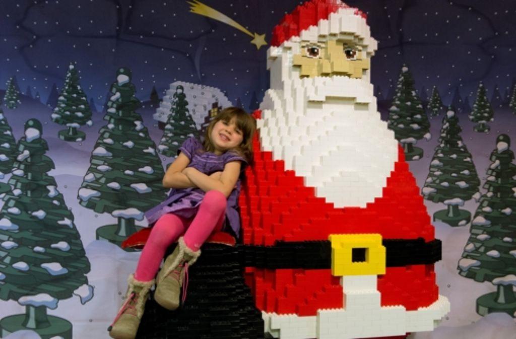Vor dem Weihnachtsgeschäft gehen Lego die Klötzchen aus. Foto: dpa