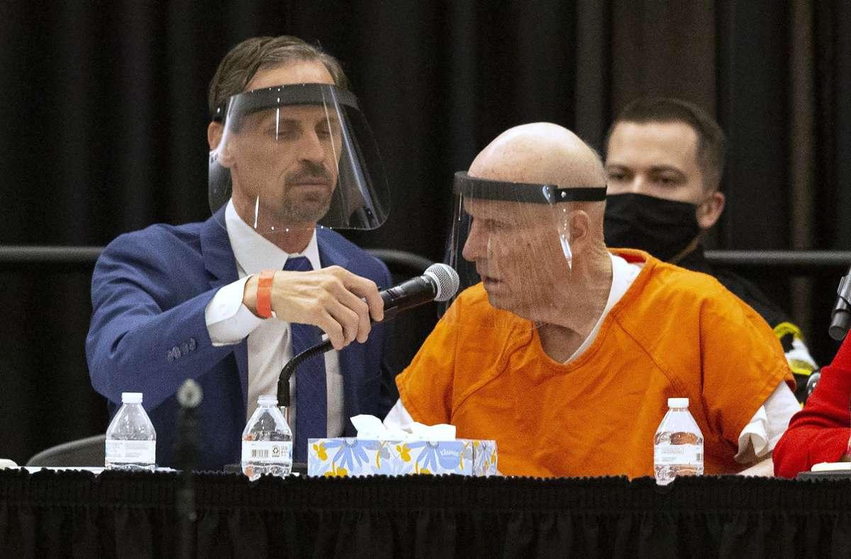 Joseph James DeAngelo ist bekannt unter dem Namen  Golden State Killer. Foto: dpa/Rich Pedroncelli