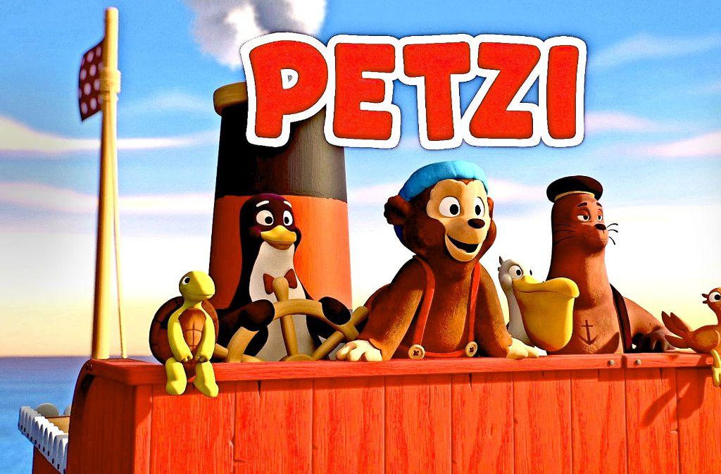 """Das Ludwigsburger Animationsstudio Soi geht mit """"Petzi"""", dem Bilderbuchklassiker des dänischen Duos Carla und Vilhelm Hansen, erstmals auf große Serienreise. Foto: Studio Soi"""