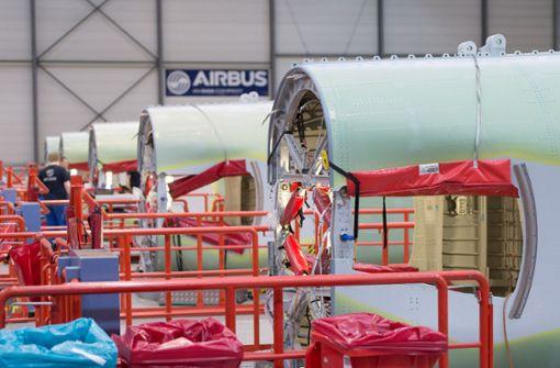 Flugzeugbauer will mehr als 5000 Stellen in Deutschland streichen