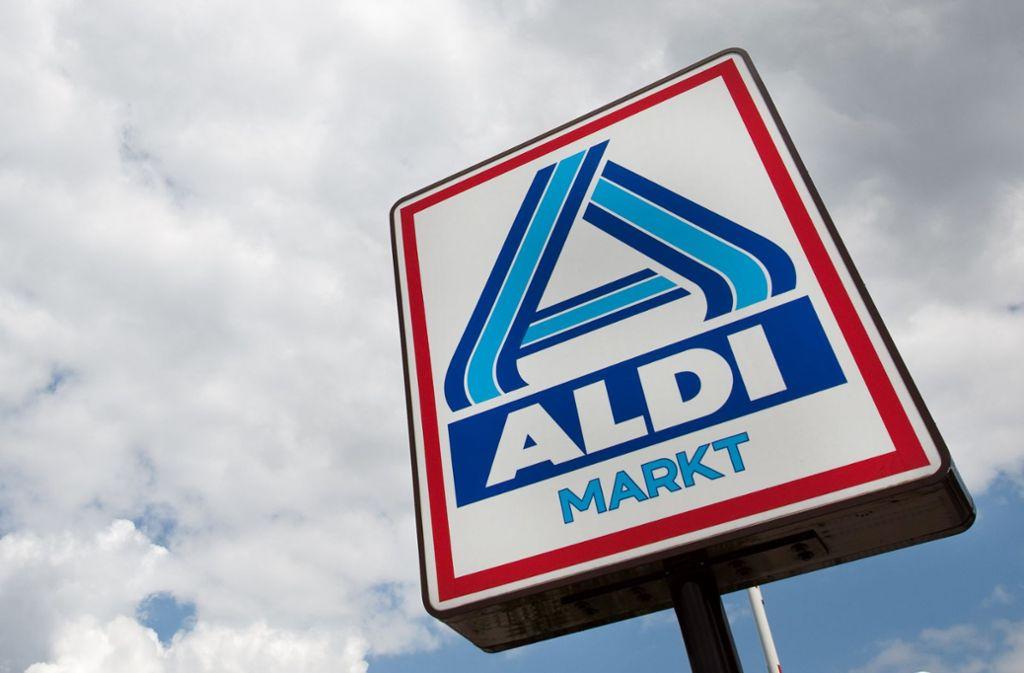 Noch sieht man Aldi-Logos eher in Gelsenkirchen denn in Peking. Das soll sich ändern. Foto: dpa