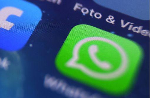 Was war gestern mit Whatsapp los?