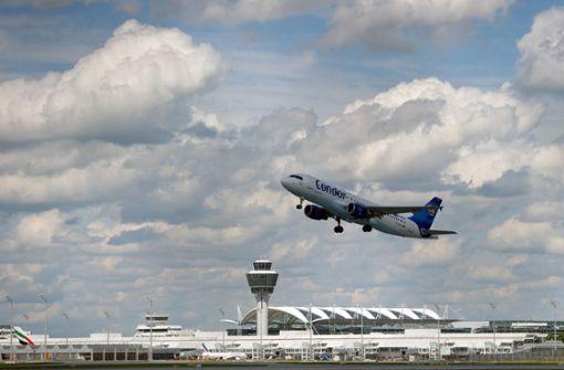 Erneut Zwischenfall am Flughafen