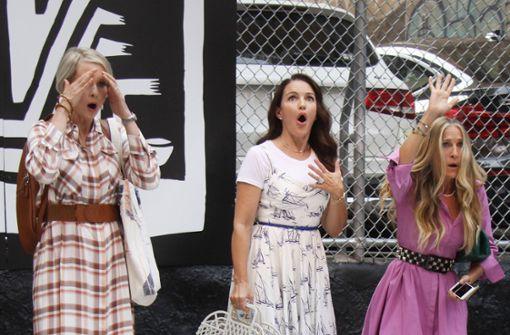 So haben sich Carrie, Charlotte und Miranda verändert
