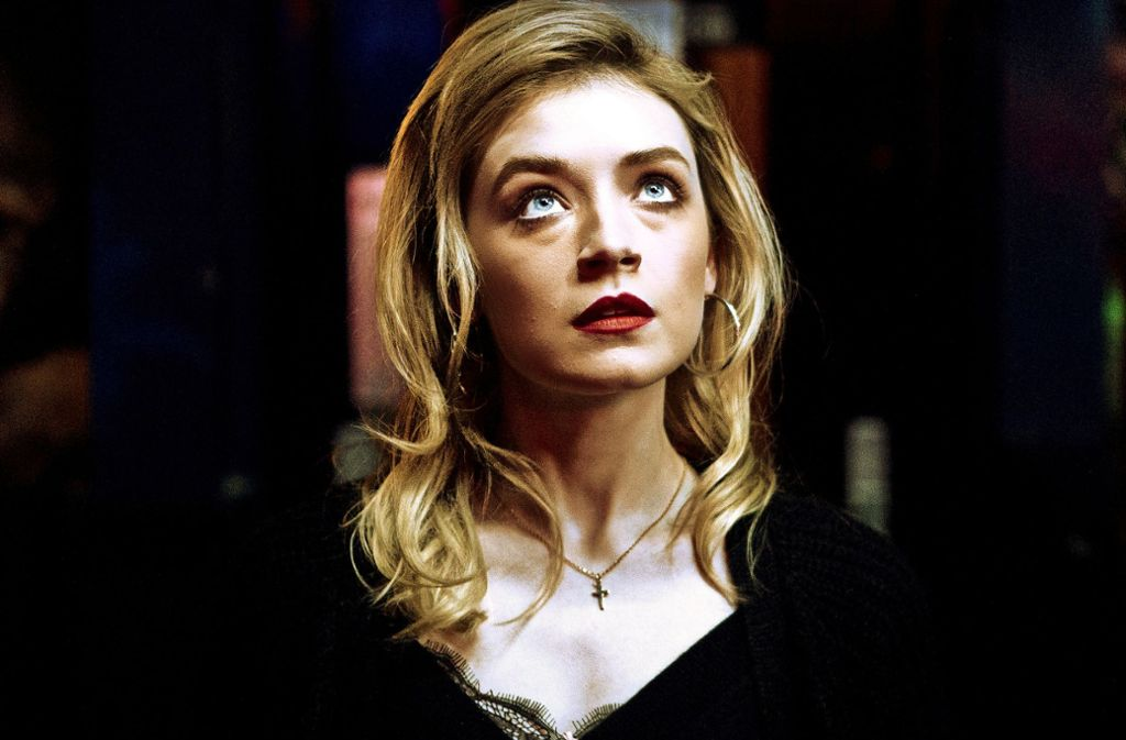 "Sarah Bolger spielt in ""A good Woman is hard to find"" eine Witwe. Foto:Christopher Barr Foto:"