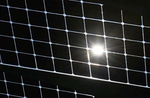 So will Waiblingen mehr Sonnenstrom erzeugen