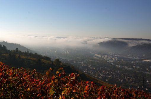 Südwesten kann sich über sonniges Herbstwetter freuen