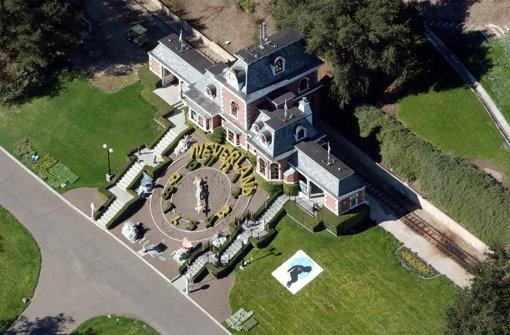 Michael Jacksons Ranch soll verkauft werden