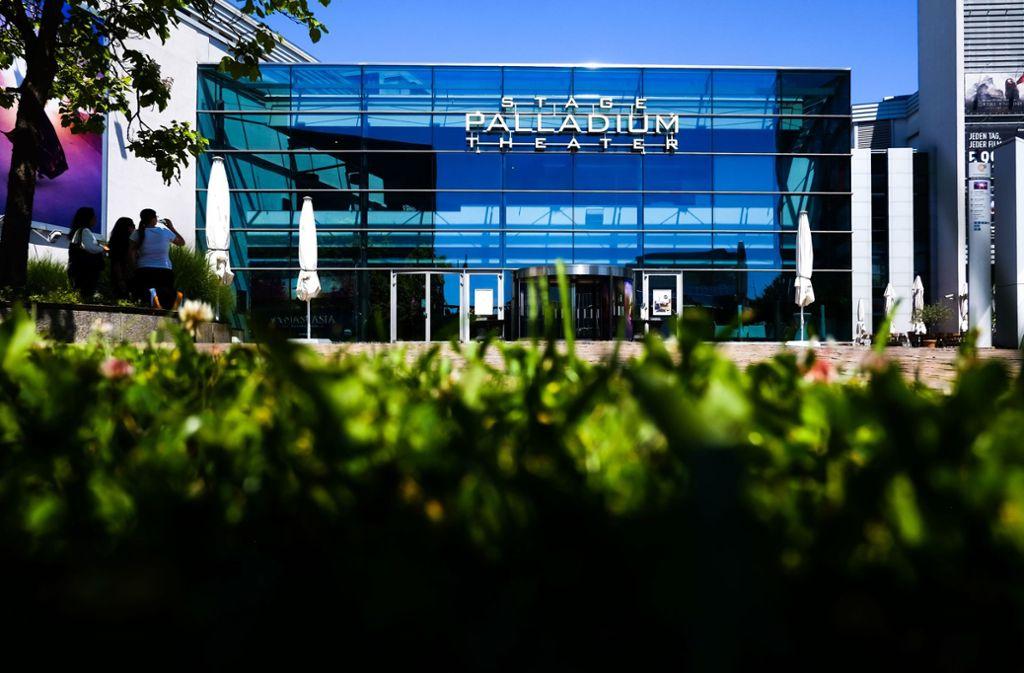 Ein Welt zum Träumen: das Stage Palladium Theater. Die Service-Mitarbeiter wähnen sich derzeit aber eher in einem Albtraum. Foto: Lichtgut