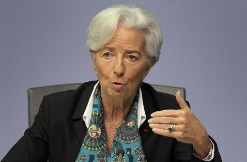 EZB kann Kursrutsch nicht stoppen