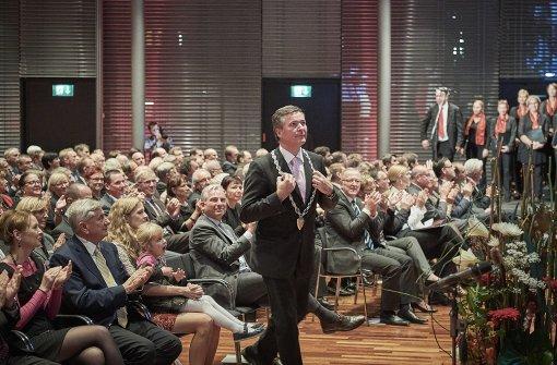 Oberbürgermeister wird wieder Normalbürger