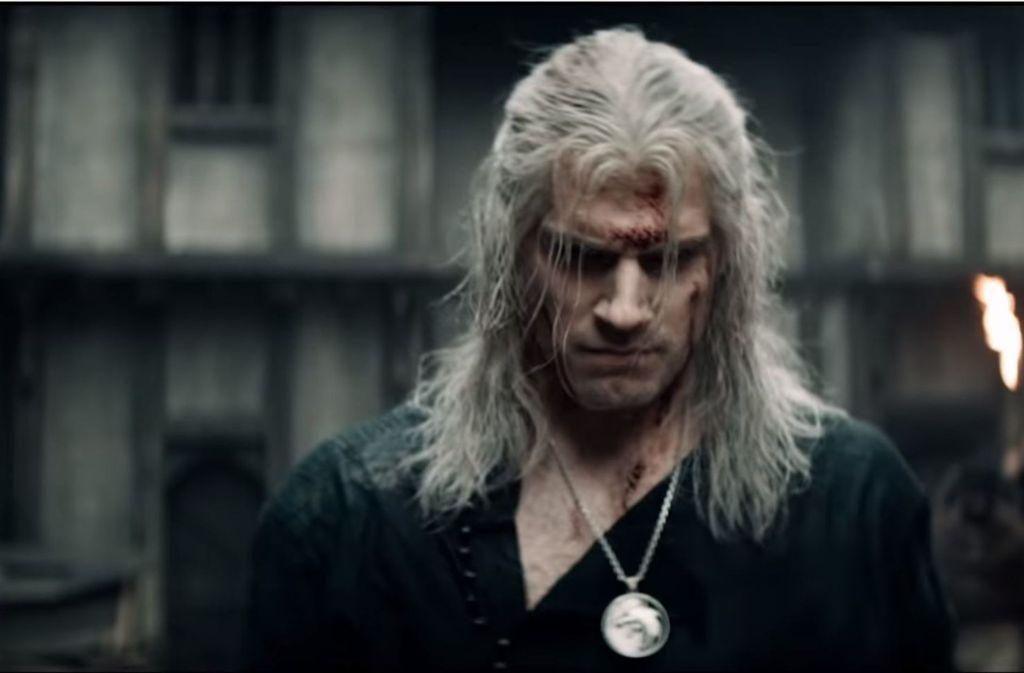 Henry Cavill spielt den Hexer Geralt von Riva. Foto: Netflix