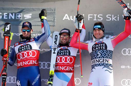 Die ungewöhnliche Freundschaft der Ski-Stars