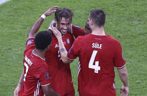 Bayern München gewinnt in der Verlängerung - 2:1 gegen Sevilla