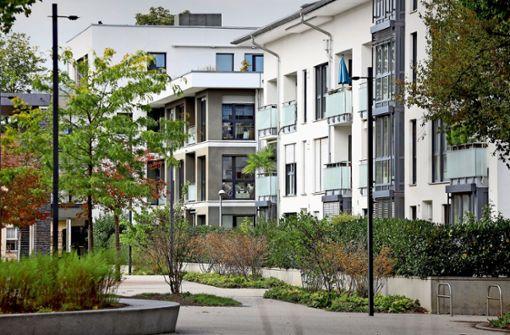 2800 neue  Wohnungen für Ludwigsburg
