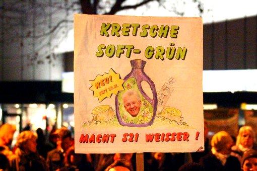 Widerstand gegen Stuttgart 21 bröckelt