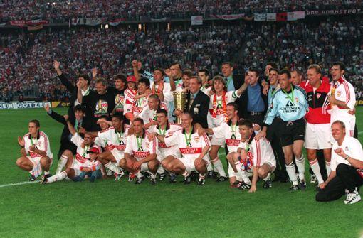 SWR zeigt das Pokalfinale von 1997 in voller Länge