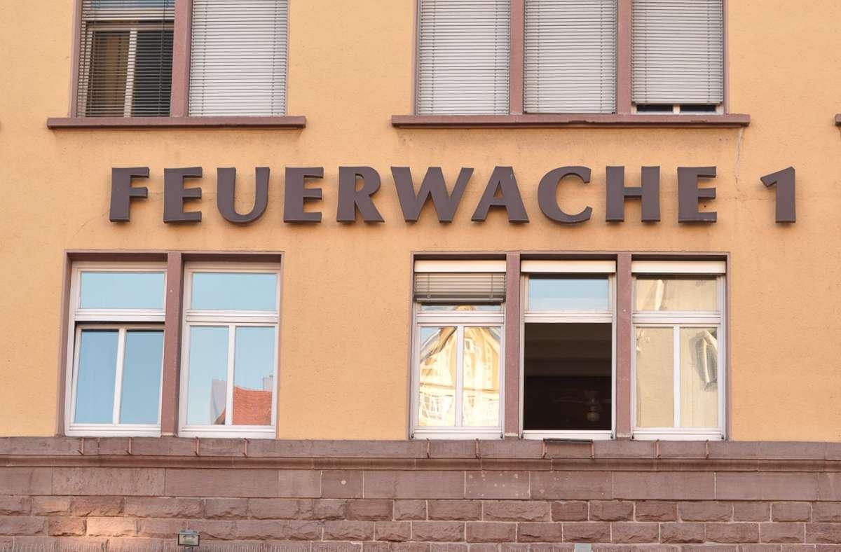 Die Feuerwache an der Heusteigstraße wurde 1888 gebaut und im Zweiten Weltkrieg zerstört. In der Nachkriegszeit erfolgte der Wiederaufbau. Foto: /Phillip Weingand