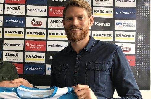 TVB Stuttgart verpflichtet Göppinger Kreisläufer Späth
