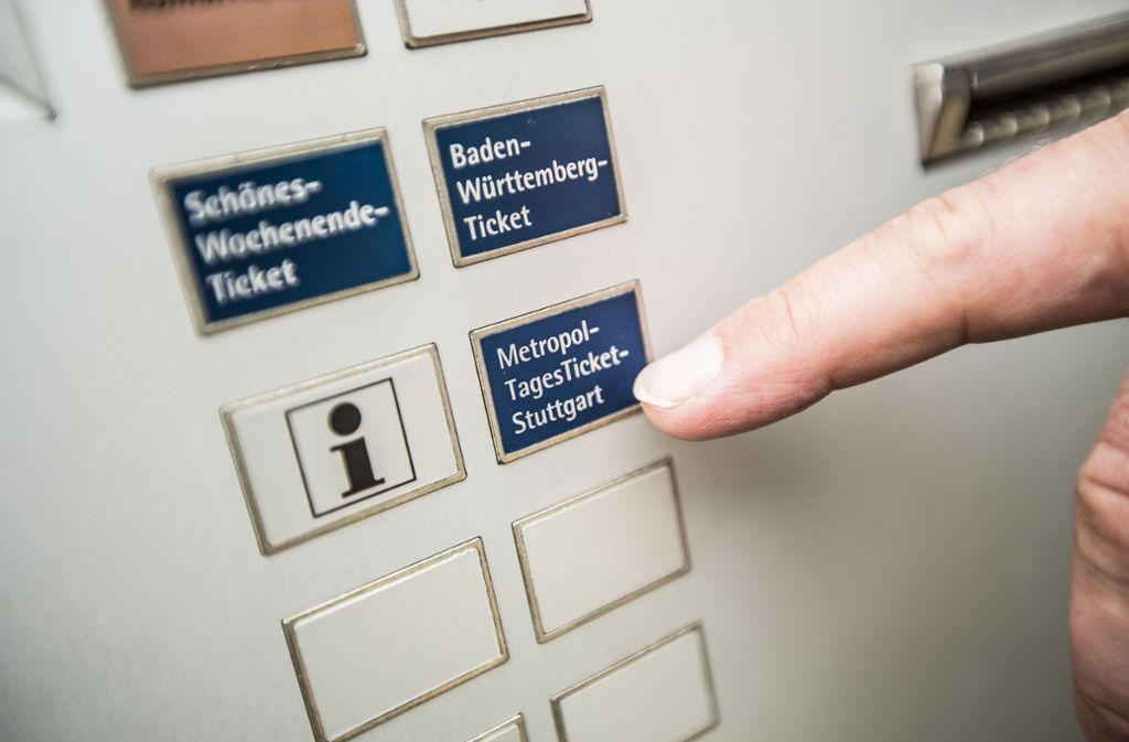 Gilt als einziger Erfolg der Zusammenarbeit in der Metropolregion: das spezielle Ticket. Foto: Leif Piechowski