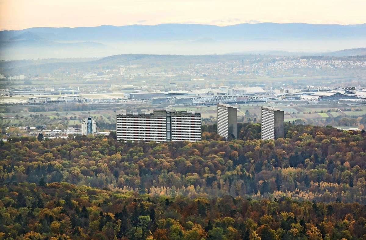 Im Asemwald geht es von Natur aus kontrovers zu. Ist die Aufrüstung der Aufzüge sinnvoll? Foto: Lichtgut/Max Kovalenko