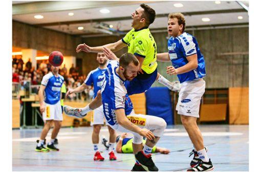 Handball: Wichtige Punkte  für den Ligaerhalt