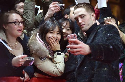 Robert Pattinson entzückt seine Fans