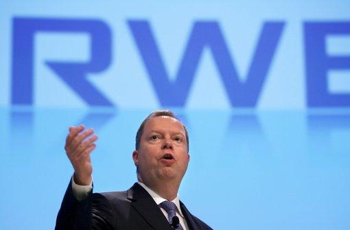 RWE-Konzern wird wieder umgebaut