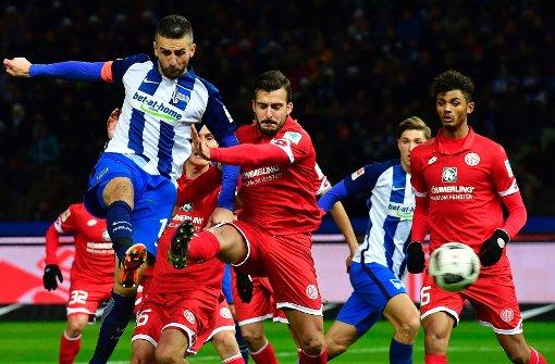 Ibisevic schießt Hertha auf dritten Tabellen-Platz