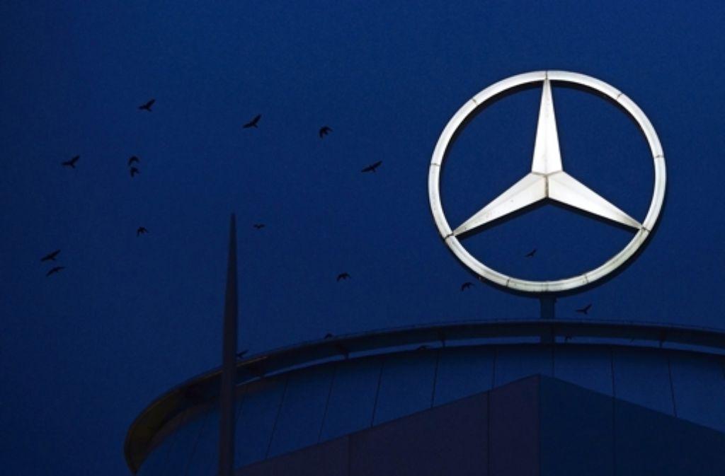 Daimler geht wegen einer Undercover-Reportage gegen den SWR vor. Foto: dpa