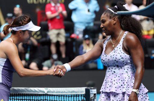 Williams scheitert bei Australian Open - Karriere-Ende für Wozniacki