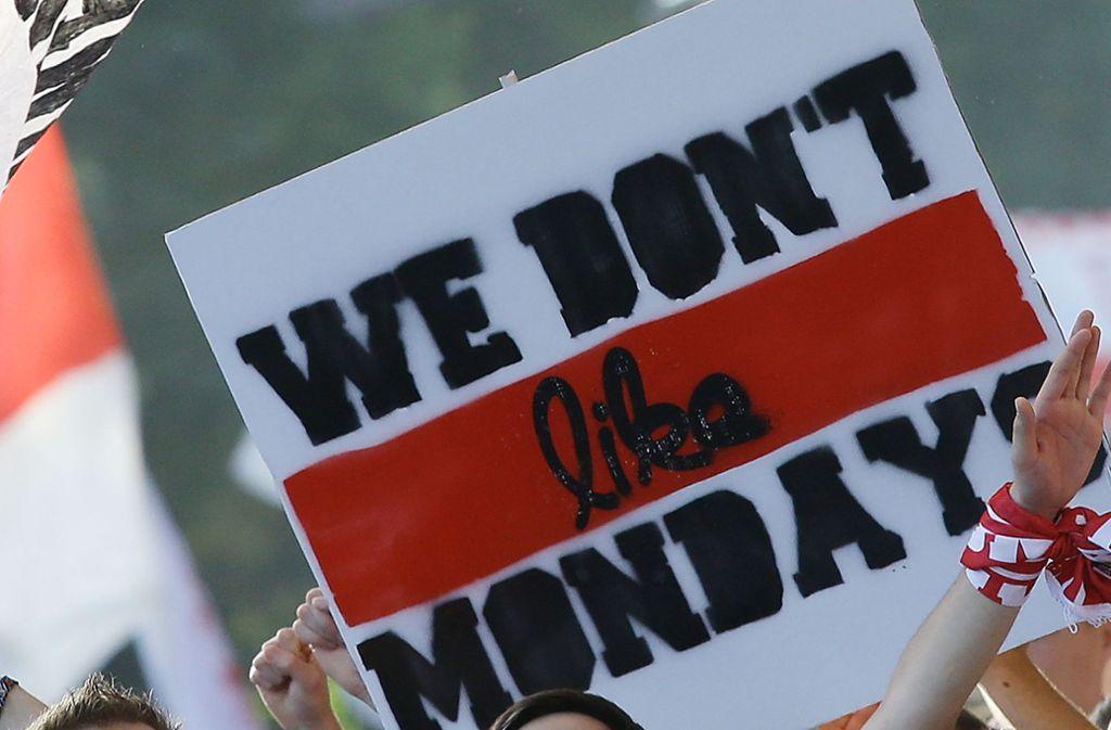 Bundesweit wollen die Fans von 30. November bis 3. Dezember in den Stadien protestieren. Auch die VfB-Fans sind dabei. Foto: Pressefoto Baumann